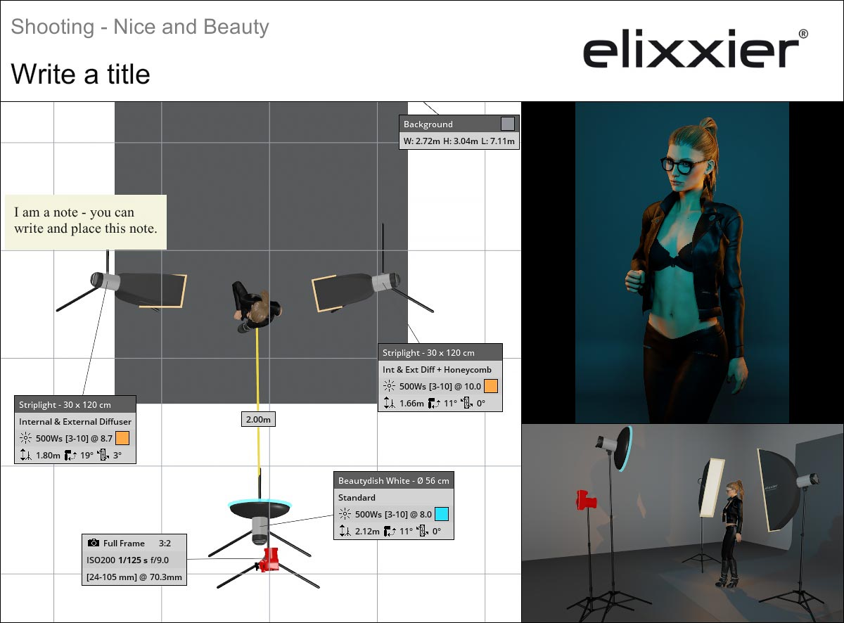 video guide photo viewer and lighting diagram export rh elixxier com lighting diagram photography lighting diagram app