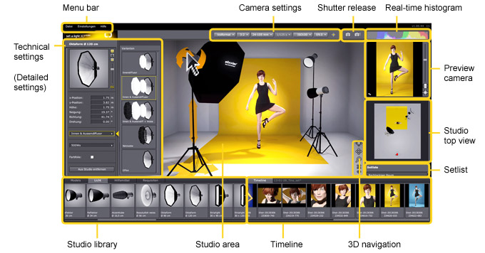 set a light 3d studio elixxier online shop photo studio rh elixxier com Generator Wiring Diagram Generator Wiring Diagram