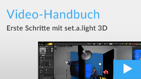 Video-Handbuch zu set.a.light 3D