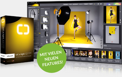 set a light 3D STUDIO